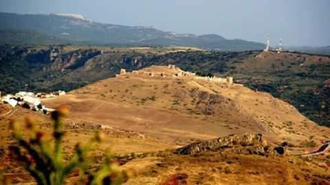 Restos Castillo de Alcaraz