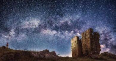 "Alcaraz  ""Destino  Turístico Starlight"""