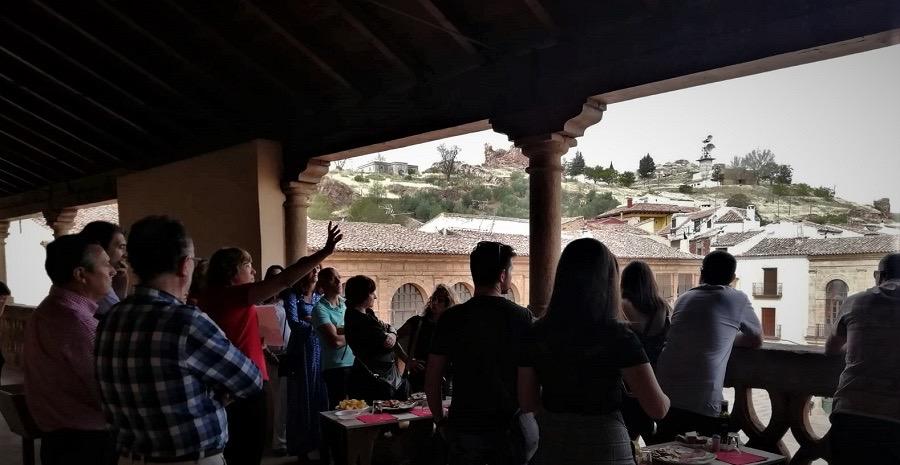 Visita a Alcaraz